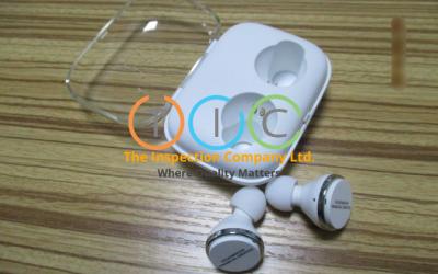 Wireless Bluetooth inspection
