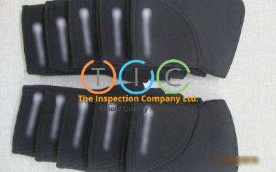 Knee Sleeve Inspection