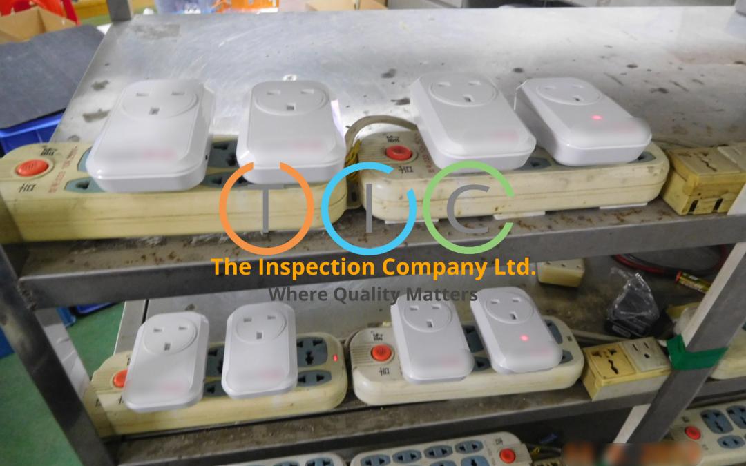 Wi-Fi Socket Inspection