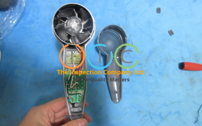 Hair-dryer Inspection