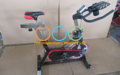 Stationary Bike Inspection